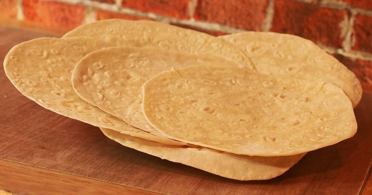 préparer la tortilla